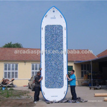 18 pies inflables SUP Paddle Boards para Team Play Paddleboard en venta