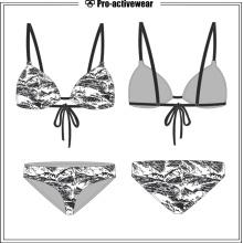 Модный дизайн Стильная женская одежда Бразильские пляжные купальники