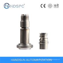 Núcleo de válvula de solenoide pneumático de aço inoxidável