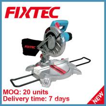 Fixtec Power Tools - Serra de corte com corte composto de 1400W