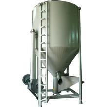 precio de tanque de mezclador plástico gránulo con secador