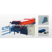 venta caliente de acero abajo tubo de rollo formando maquinaria de caño de lluvia máquina
