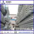 Tubería de acero pre galvanizado Q195-Q235