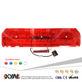 1.2m Full Size 88W High Power Super Bright Car roof 12V - 24V LED Emergency Warning Signal Light Bar for Firetruck