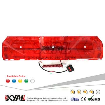 Luz de advertência sem redução do veículo da emergência da barra clara do estroboscópio da ambulância da polícia