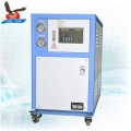 Industrial water chiller unit cooled system design