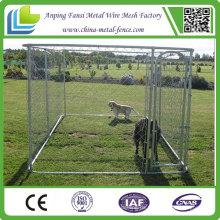 China-Lieferant große heiße DIP galvanisierte Hundekäfige