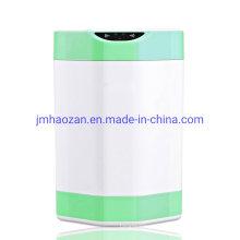 Круглый контейнер для мусора с автоматическим датчиком объемом 8 л из АБС-пластика