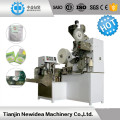 ND-C8IV/C15 Inner & Outer Bag with Thread Tag and Outer Envelop/Box Automatical Cup Tea Sachet Packaging Machine