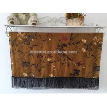 Novo lenço elegante de xale modal