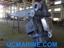 Single Arm Slewing Boat/Raft Davit & Crane