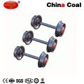 La voiture adaptée aux besoins du client de mine de fonte roule le diamètre de 300mm