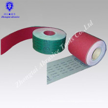 abrasive GXK51 cloth roll X Weight Cloth