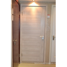 Modern Style PVC Film MDF Wooden Interior Door