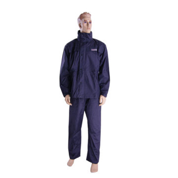 Police Waterproof Rain Jacket