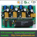 pcba prototyping led flashlight circuit board with switches electric fan pcb assembly