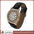 Leather Band Hot Selling Alloy Watch