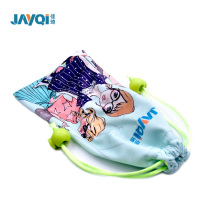 Screen Printing Microfiber Eyewear Protect Bag