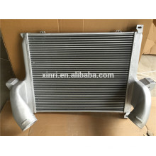 NISSENS: 96971 MERCEDES BENZS Intercooler turbo intercooler para BENZs ACTROS camião 9425010301