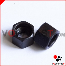Non-Standard Hex Nuts Black Finished