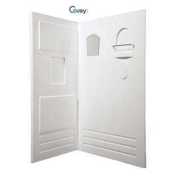 Acrylic Shower Panel/Wall Lining for Bathroom (A-CVB21)