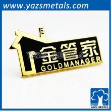 custom badge name plate