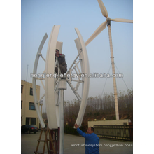2015 New vertical wind generator vertical axis wind turbine