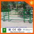 Cerco de obstáculos de ganado galvanizado pesado