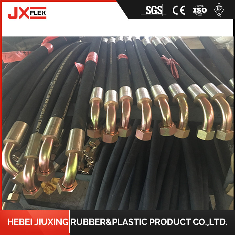 90 dregree hydraulic hose fittings