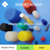 Standard molded silicone rubber cap items