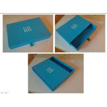 Kundengebundener Papierkleiderverpackungs-Kasten-Schal-Geschenkbox