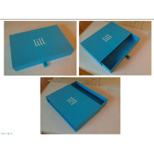 Customized Paper Garment Packaging Box Scarf Gift Box