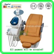 MSLDU18A 2015 Best-Selling Dental Stuhl Hersteller China / billig zahnärztlichen Stuhl