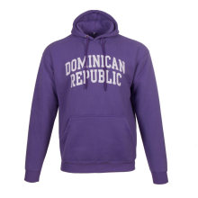 OEM High Quality Custom Pattern Polyester Cotton Hoodies Mens Sweatshirts