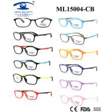 2015 gafas de sol hermosas de los niños coloridos del diseño agradable (ML15004)