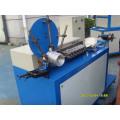 Máquina de duto de folha de alumínio flexível espiral (tubo de alumínio)