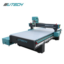 4 sumbu 1325 cnc router dengan attachment rotary