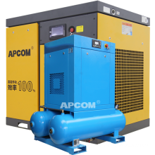 China Best quality 11kw 15hp Air Dryer Screw Compressor With Filter