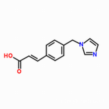 Inhibiteur de la thromboxane synthase Ozagrel