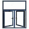 WJ aluminium laminated glass door