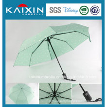 Promotional Fancy Pattern Auto Open and Close Folding Umbrella