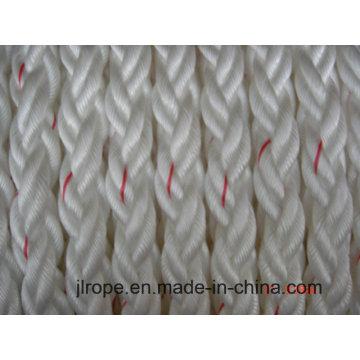 Mooring Rope / Hawser / Marine 8 Strand PP / Nylon / Polyeater Rope
