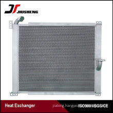 Bar And Plate Excavator Oil Cooler For PC300-5/6