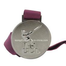 Qualitativ hochwertige Sport Award Großhandel Werbe-Medaille