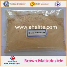 Poudre de maltodextrine brune naturelle Halal