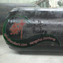 Water Blocking Air Bag (used to prevent the steam)