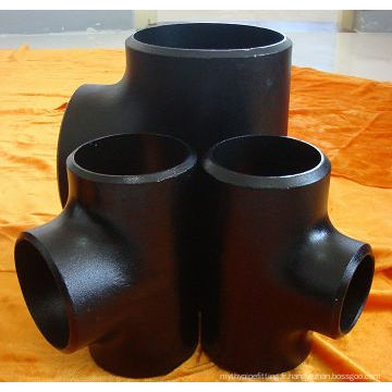 A234 Wpb Butt Weld Tee, Pipe Fitting Tee, Pipe Tee, CS Tee, Seamless Tee, Tee Equal