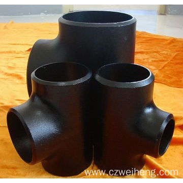 ANSI B16.9 Seamless Carbon Steel Pipe Tee