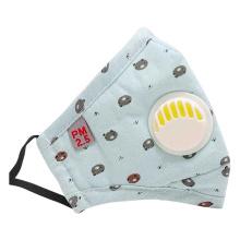 Мода Хлопок Дети Детские Пылезащитные Загрязнения Многоразовые Маски