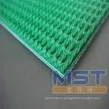 Cinta transportadora tejida sólida del PVC